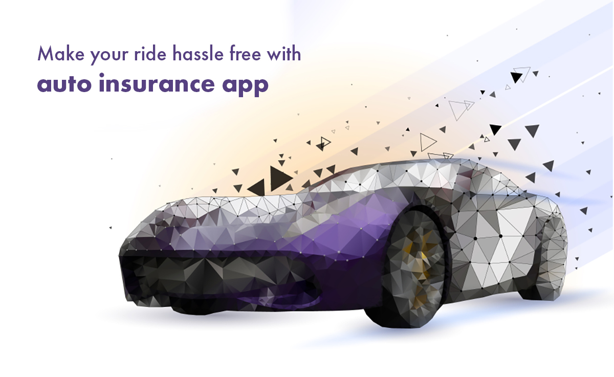 Make your ride hassle free with auto insurance app