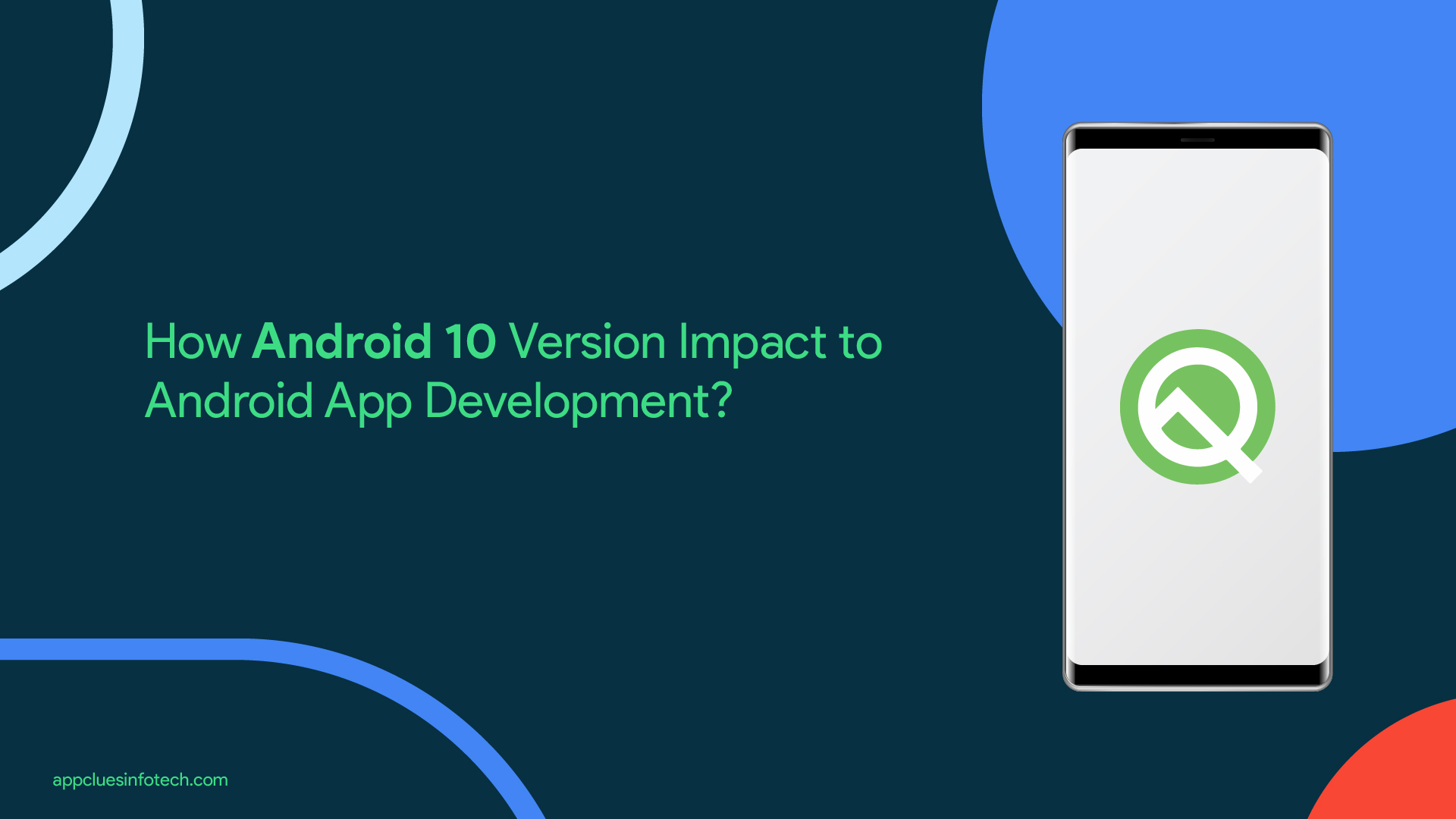 How Android 10 Version Impacts To Android App Development
