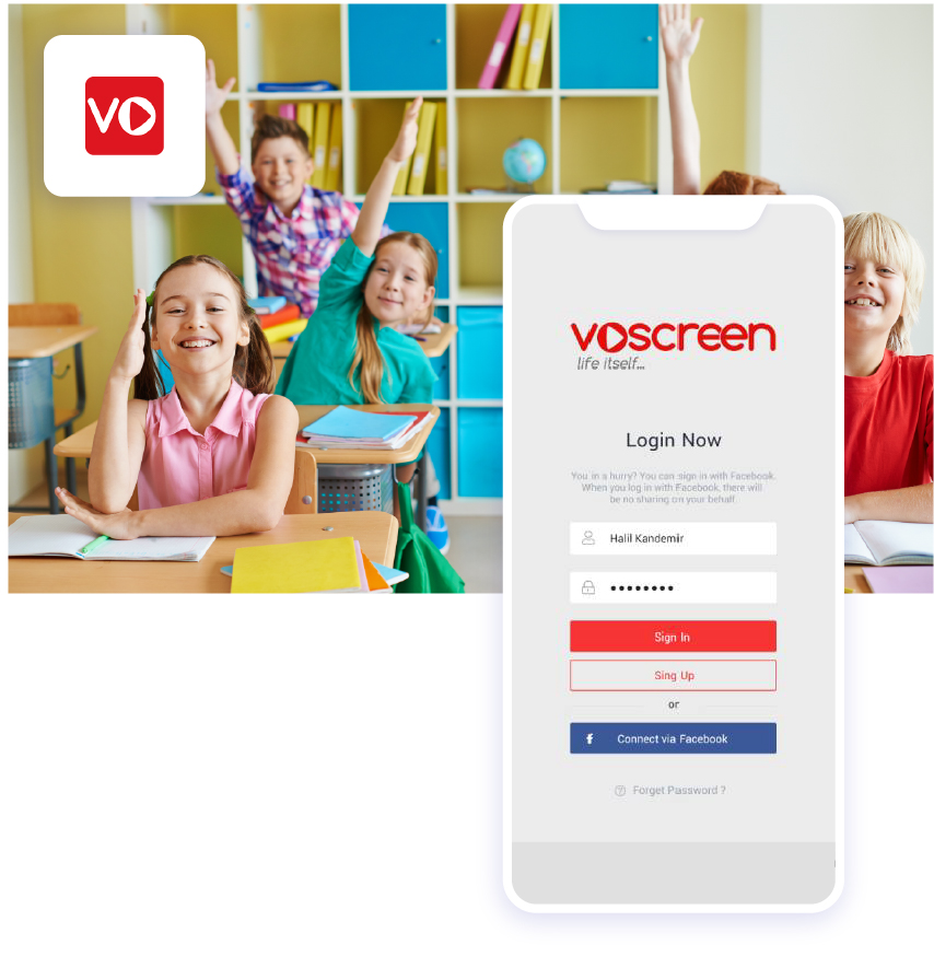 Voscreen